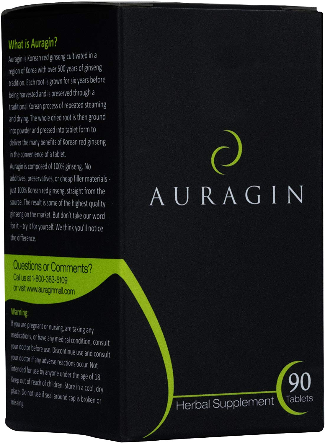 Auragin Korean Ginseng