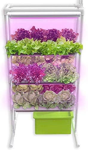 vertical herb garden system review