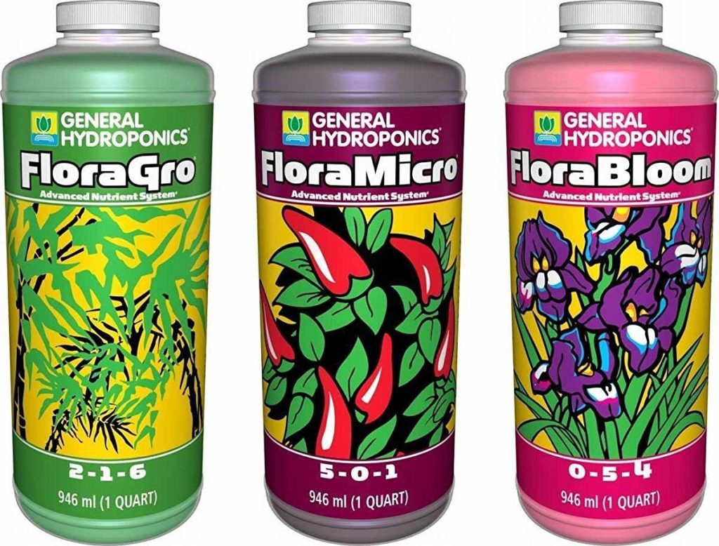 General Hydroponics FloraSeries