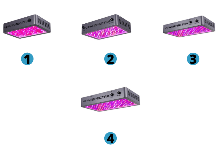 viparspectra dimmable series