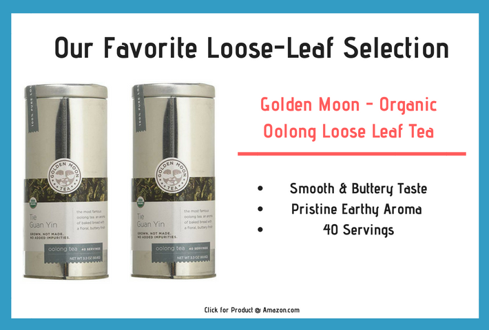 Our Favorite Oolong Tea