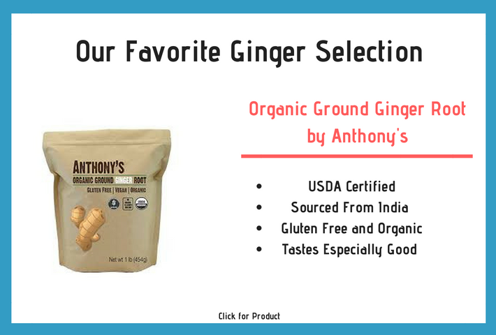 Our Favorite Ginger Product